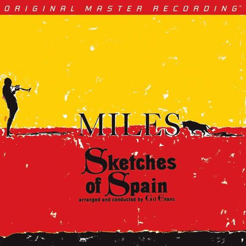 Miles Davis - Sketches Of Spain (1x Numbered Hybrid SACD) Jazz SACD. MoFi - Mobile Fidelity Sound Lab UDSACD2086. EAN 821797208666. Release date 00.01.1900. More info on www.sepeaaudio.com