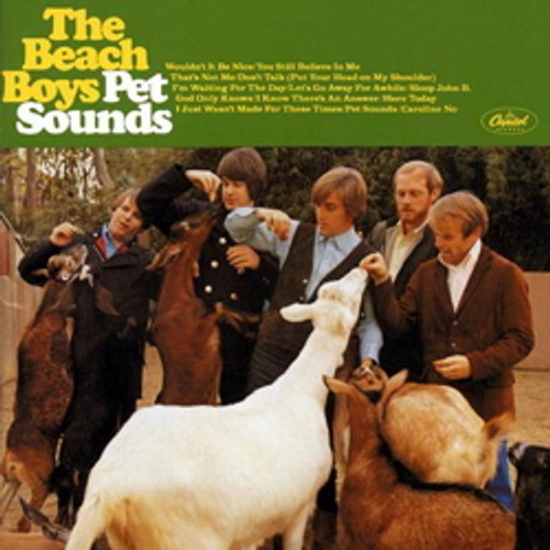 Pop LP 200g - The Beach Boys: Pet Sounds (stereo-edition). Acoustic Sounds AS067S33, Cat.# AS AAPP 067 S-33, format 1LP 200g 33rpm. Barcode 0753088006715. More info on www.sepeaaudio.com