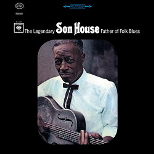 Pop LP 200g - Son House: The Legendary Father Of Folk Blues. Acoustic Sounds AS09233, Cat.# AS AAPB 092-33, format 1LP 200g 33rpm. Barcode 0753088009211. More info on www.sepeaaudio.com