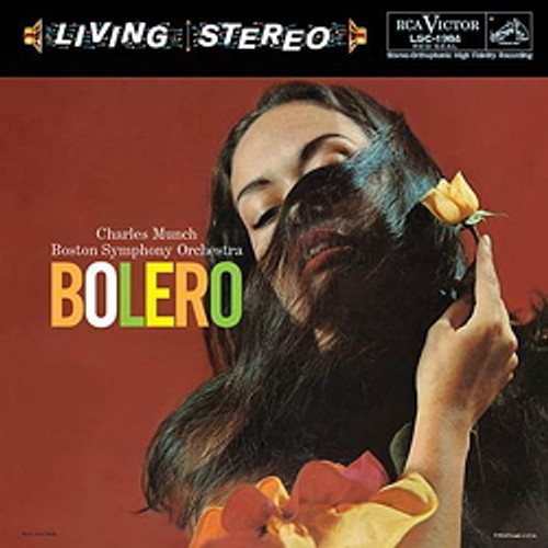 Classical  LP 180g - Ravel: Bolero, a.o.. Acoustic Sounds AS198433, Cat.# AS AAPC 1984-33, format 1LP 180g 33rpm. Barcode 0753088198410. More info on www.sepeaaudio.com