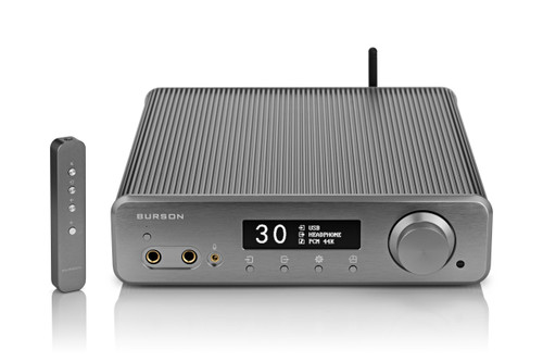 BURSON Conductor 3 Reference - Head amp / Preamp / HiRes DAC (R180-V6-EU). More info at sepeaaudio.com