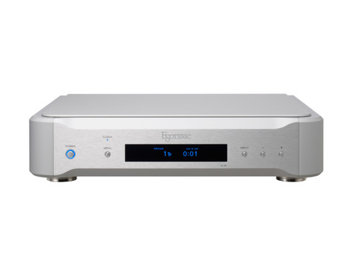 Esoteric N-05 Network Audio Streamer/Player & DAC (156670). More info at www.sepeaaudio.com