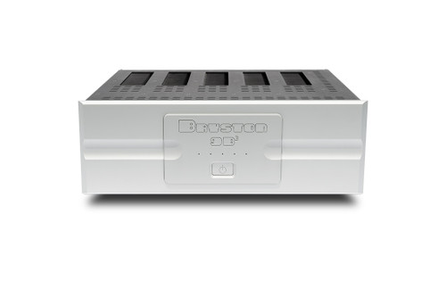 Bryston 9B³ Cubed Series Modular 3-channel Audio Power Amplifier. Find more on sepeaaudio.com