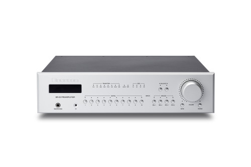 Bryston BR-20 Flagship Stereo Audio Preamplifier/DAC/Streamer with HDMI & Phono Options. Find more on sepeaaudio.com