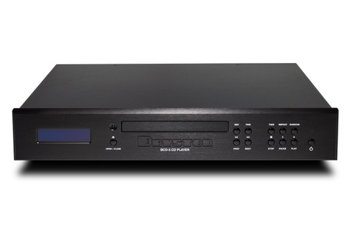 Bryston BCD-3 High-End CD Player. Find more on sepeaaudio.com