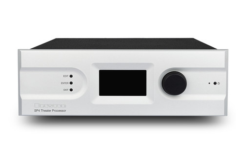 Bryston SP4 Object Based Immersive Theater Sound Processor. Find more on sepeaaudio.com