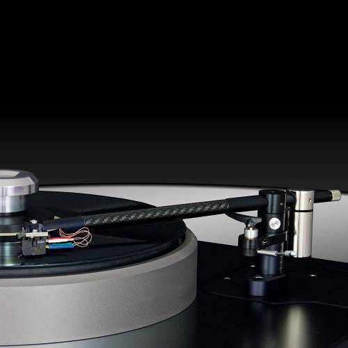 "Schroeder CB9 Reference 9"" Tonearm (SCH-CB9-BL). Find more at sepeaaudio.com"