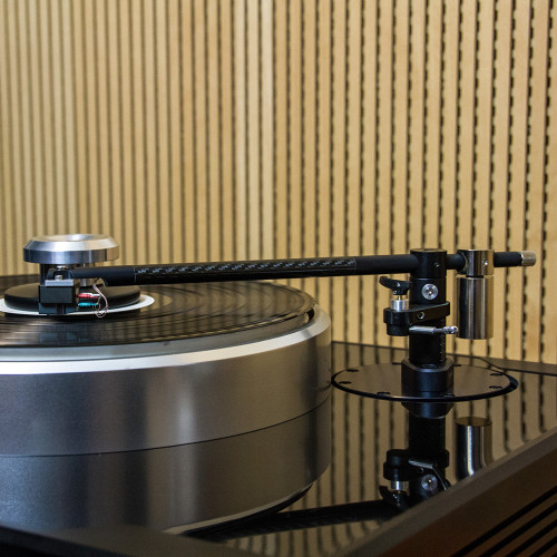"Schroeder CB11 Reference 11"" Tonearm (DOH-CB11-BL). Find more at sepeaaudio.com"