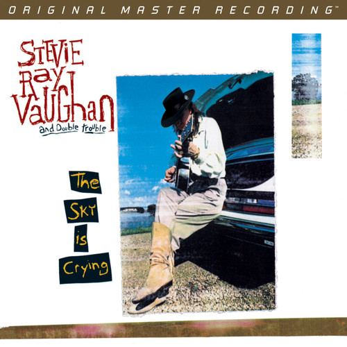 Stevie Ray Vaughan Stevie Ray Vaughan - The Sky Is Crying  (1x Numbered Hybrid SACD) Rock SACD. MoFi - Mobile Fidelity Sound Lab UDSACD2078. EAN 821797207867. Release date 01.01.1991. More info on www.sepeaaudio.com