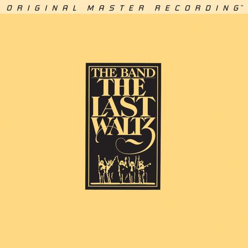 Band Band - The Last Waltz  (2x Numbered Hybrid 2x SACD) Rock SACD. MoFi - Mobile Fidelity Sound Lab UDSACD2139. EAN 821797213967. Release date 01.01.1978. More info on www.sepeaaudio.com
