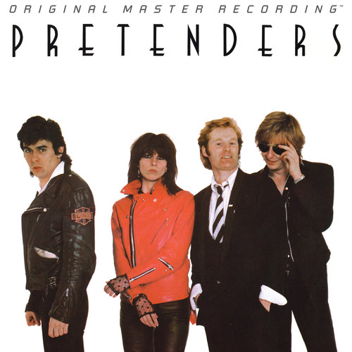 Pretenders Pretenders - The Pretenders  (1x Numbered Hybrid SACD) Rock SACD. MoFi - Mobile Fidelity Sound Lab UDSACD2144. EAN 821797214469. Release date 01.01.1979. More info on www.sepeaaudio.com