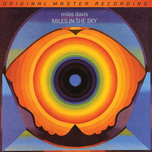 Miles Davis Miles Davis - Miles In The Sky  (1x Numbered Hybrid SACD) Jazz SACD. MoFi - Mobile Fidelity Sound Lab UDSACD2147. EAN 821797214766. Release date 01.01.1968. More info on www.sepeaaudio.com