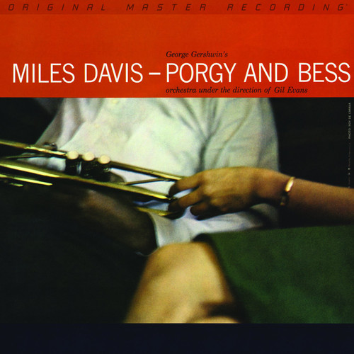 Miles Davis Miles Davis - Porgy and Bess (1x Limited to 3,000, Numbered Hybrid SACD) Jazz SACD. MoFi - Mobile Fidelity Sound Lab UDSACD2200. EAN 821797220064. Release date 01.01.1959. More info on www.sepeaaudio.com
