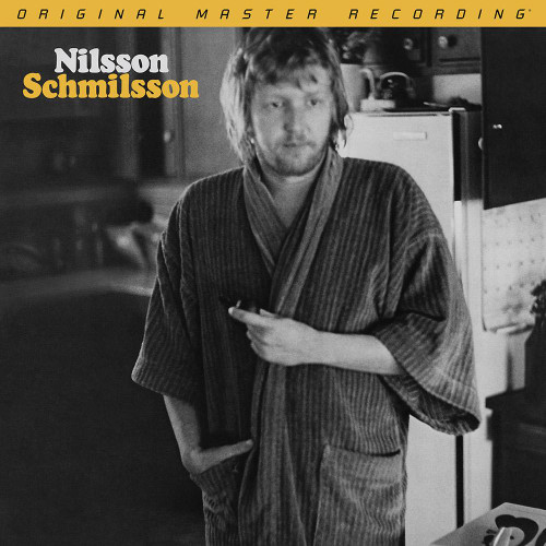 Harry Nilsson Harry Nilsson - Nilsson Schmilsson  (1x Hybrid SACD) Pop Rock SACD. MoFi - Mobile Fidelity Sound Lab UDSACD2219. EAN 821797221962. Release date 01.01.1971. More info on www.sepeaaudio.com