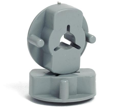 Darklab Trident to AEG Hub Adapter. Sepea Audio - Professional reel-to-reel tape recorders and accessories. Visit www.sepeaaudio.com