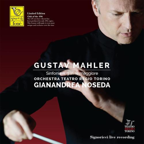 , GIANANDREA NOSEDA, GUSTAV MAHLER (2x 180g Vinyl LP) Classical LP. Fonè Records FoneLP122. EAN . Release date 00.01.1900. More info on www.sepeaaudio.com