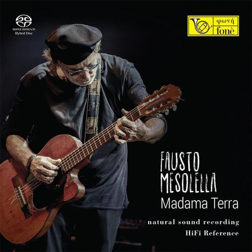 , FAUSTO MESOLELLA - MADAMA TERRA (1x Hybrid SACD) Pop SACD. Fonè Records FoneSACD201. EAN . Release date 00.01.1900. More info on www.sepeaaudio.com