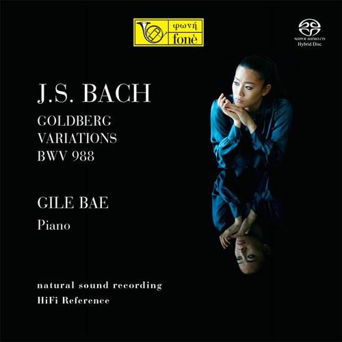 , GILE BAE - J.S BACH - GOLDBERG VARIATIONS BWV 988 (1x Hybrid SACD) Pop Rock SACD. Fonè Records FoneSACD223. EAN . Release date 00.01.1900. More info on www.sepeaaudio.com