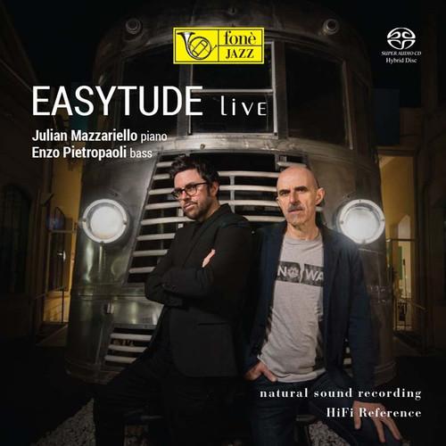 , EASYTUDE LIVE (1x Hybrid SACD) Pop Rock SACD. Fonè Records FoneSACD211. EAN . Release date 00.01.1900. More info on www.sepeaaudio.com