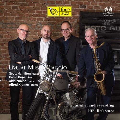 , LIVE AT MUSEO PIAGGIO (1x Hybrid SACD) Jazz SACD. Fonè Records FoneSACD209. EAN . Release date 00.01.1900. More info on www.sepeaaudio.com