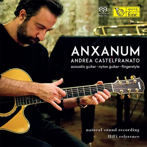 , ANXANUM - ANDREA CASTELFRANATO (SACD) (1x Hybrid SACD) Jazz SACD. Fonè Records FoneSACD204. EAN . Release date 00.01.1900. More info on www.sepeaaudio.com