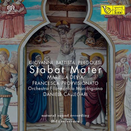 , GIOVANNI BATTISTA PERGOLESI - STABAT MATER (SACD) (1x Hybrid SACD) Classical SACD. Fonè Records FoneSACD200. EAN . Release date 00.01.1900. More info on www.sepeaaudio.com