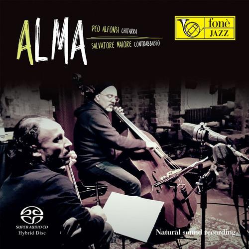 Alma - Peo Alfonsi, Salvatore Maiore (Sacd) (1x Hybrid SACD) (FoneSACD147)