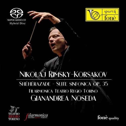 , SHÉHÉRAZADE - NIKOLAJ RIMSKY, KORSAKOV (SACD) (1x Hybrid SACD) Classical SACD. Fonè Records FoneSACD148. EAN . Release date 00.01.1900. More info on www.sepeaaudio.com
