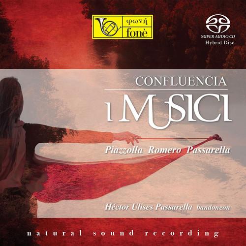 """I Musici """"Confluencia"""" (Sacd) (1x Hybrid SACD) (FoneSACD145)"""
