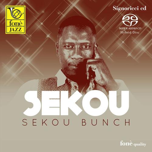 , SEKOU BUNCH - SEKOU (SACD) (1x Hybrid SACD) Jazz SACD. Fonè Records FoneSACD107. EAN . Release date 00.01.1900. More info on www.sepeaaudio.com