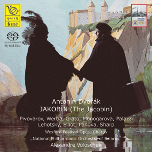 , DVORÀK - JAKOBÍN (2x Hybrid SACD) Classical SACD. Fonè Records FoneSACD024. EAN . Release date 00.01.1900. More info on www.sepeaaudio.com