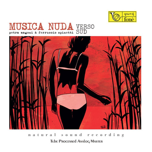 , MUSICA NUDA - VERSO SUD (LP) (1x 180g Vinyl LP) Pop LP. Fonè Records FoneLP141. EAN . Release date 00.01.1900. More info on www.sepeaaudio.com