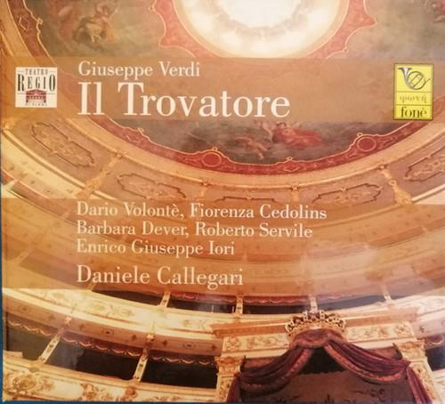 , IL TROVATORE, Daniele Callegari, Orchestra Sinfonica dell'Emilia-Romagna (2LCD (2x CD) Classical CD. Fonè Records FoneCD2035/2036. EAN . Release date 00.01.1900. More info on www.sepeaaudio.com