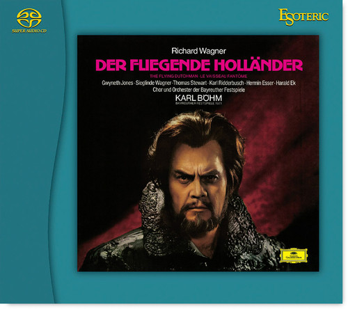 Der Fliegende Holländer, Wagner, Conducted by Karl Böhm (2x Hybrid SACD) (ESSG-90229/30)
