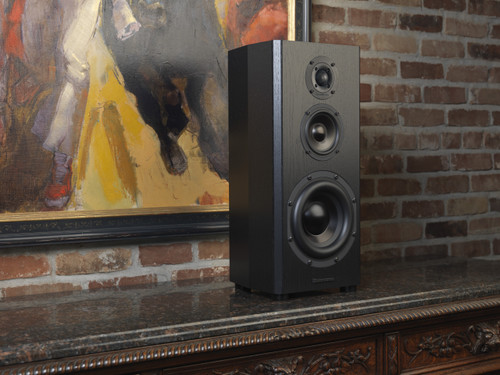 Bryston Mini T Active Stand-mount 3-way Loudspeakers