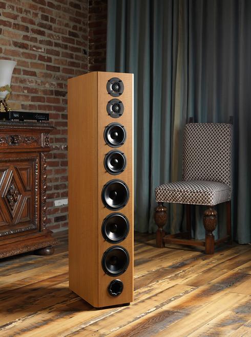 Bryston A1 Wireless BryFi Streaming Floorstanding Loudspeakers