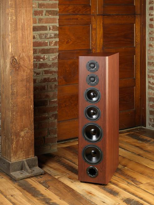 Bryston A2 Wireless BryFi Streaming Floorstanding Loudspeakers