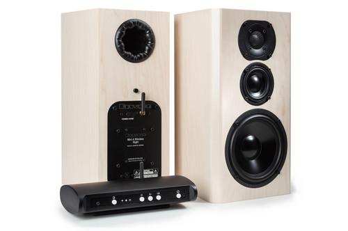 Bryston Mini A Wireless BryFi Streaming Bookshelf Loudspeakers