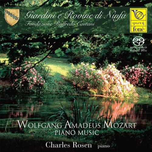 Mozart - Piano Music - Charles Rosen (1x Hybrid SACD) (FoneSACD025)