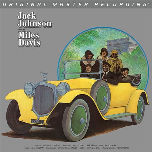 Miles Davis Miles Davis - A Tribute To Jack Johnson (1x Numbered 180g Vinyl LP) Jazz LP. MoFi - Mobile Fidelity Sound Lab MFSL 1-440. EAN 821797144018. Release date 01.01.2015. More info on www.sepeaaudio.com