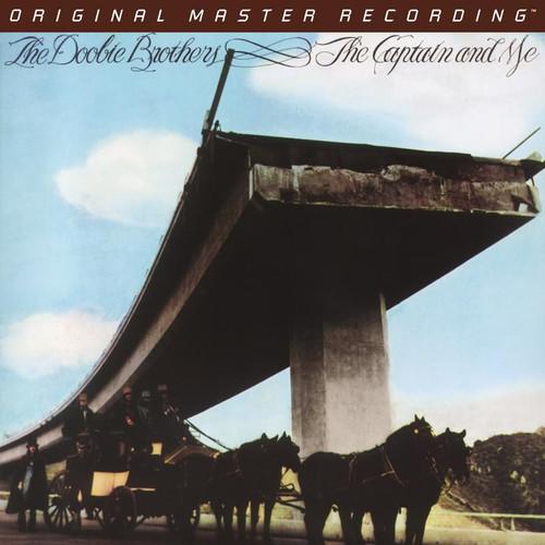 Doobie Brothers - The Captain And Me (1x Hybrid SACD) Rock SACD. MoFi - Mobile Fidelity Sound Lab UDSACD2042. EAN 821797204262. Release date 00.01.1900. More info on www.sepeaaudio.com