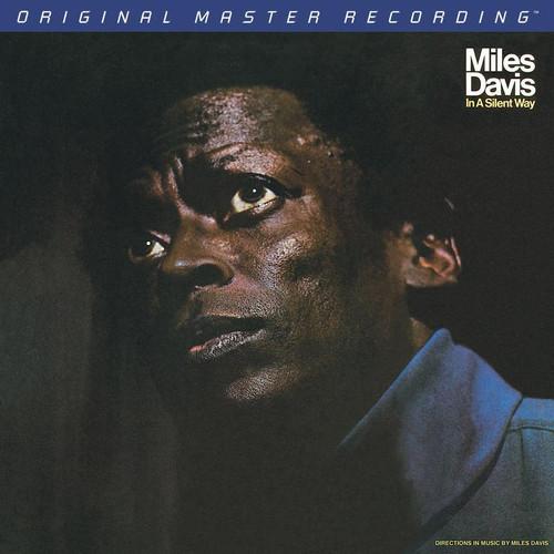 Miles Davis - In A Silent Way (1x Numbered Hybrid SACD) Jazz SACD. MoFi - Mobile Fidelity Sound Lab UDSACD2088. EAN 821797208864. Release date 00.01.1900. More info on www.sepeaaudio.com