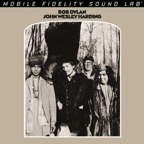 Bob Dylan - John Wesley Harding (1x Numbered Hybrid SACD) Pop SACD. MoFi - Mobile Fidelity Sound Lab UDSACD2125. EAN 821797212564.