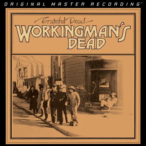 Grateful Dead - Workingman's Dead (1x Numbered Hybrid SACD) Rock SACD. MoFi - Mobile Fidelity Sound Lab UDSACD2137. EAN 821797213769. Release date 00.01.1900. More info on www.sepeaaudio.com
