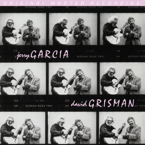Jerry Garcia and David Grisman - Jerry Garcia and David Grisman (1x Numbered Hybrid SACD) Pop SACD. MoFi - Mobile Fidelity Sound Lab UDSACD2140. EAN 821797214063. Release date 00.01.1900. More info on www.sepeaaudio.com