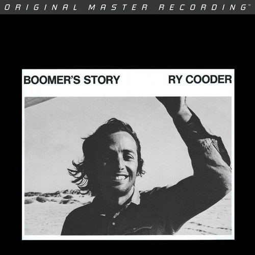 Ry Cooder - Boomer's Story (1x Limited to 2,000, Numbered Hybrid SACD) Rock SACD. MoFi - Mobile Fidelity Sound Lab UDSACD2154. EAN 821797215466. Release date 00.01.1900. More info on www.sepeaaudio.com