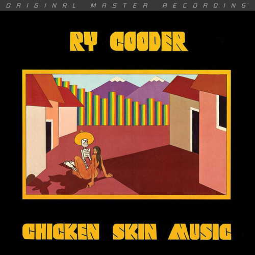 Ry Cooder - Chicken Skin Music (1x Limited to 2,000, Numbered Hybrid SACD) Rock SACD. MoFi - Mobile Fidelity Sound Lab UDSACD2161. EAN 821797216166. Release date 00.01.1900. More info on www.sepeaaudio.com