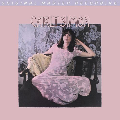 Carly Simon - Carly Simon (1x Numbered Hybrid SACD) Pop SACD. MoFi - Mobile Fidelity Sound Lab UDSACD2165. EAN 821797216562. Release date 00.01.1900. More info on www.sepeaaudio.com