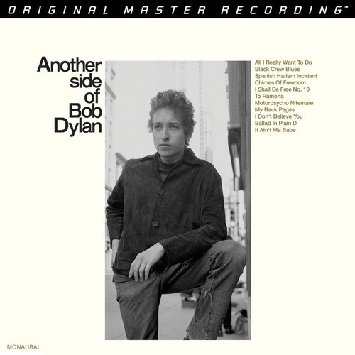 Bob Dylan - Another Side of Bob Dylan (1x Limited to 3,000, Numbered Hybrid Mono SACD) Pop SACD. MoFi - Mobile Fidelity Sound Lab UDSACD2180M. EAN 821797218061.