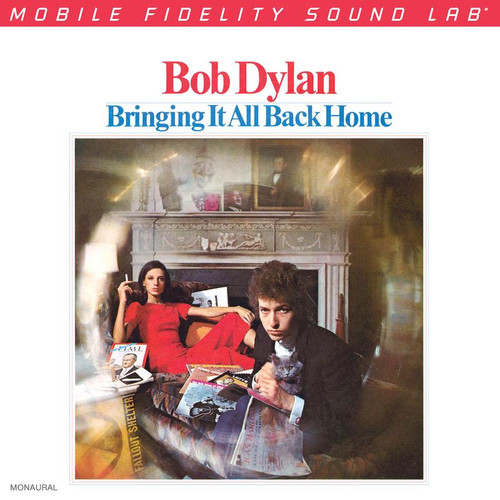 Bob Dylan - Bringing It All Back Home (1x Limited to 3,000, Numbered Hybrid Mono SACD) Pop SACD. MoFi - Mobile Fidelity Sound Lab UDSACD2181M. EAN 821797218160. Release date 00.01.1900. More info on www.sepeaaudio.com